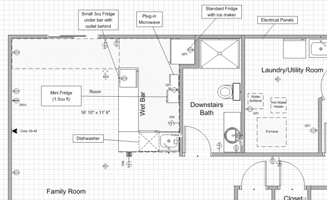 Basement Layout Design basement layouts and plans hgtv. basement finishing plans basement
