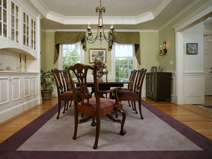 Dining room showcase 4 design ideas - Dining room showcase designs ...