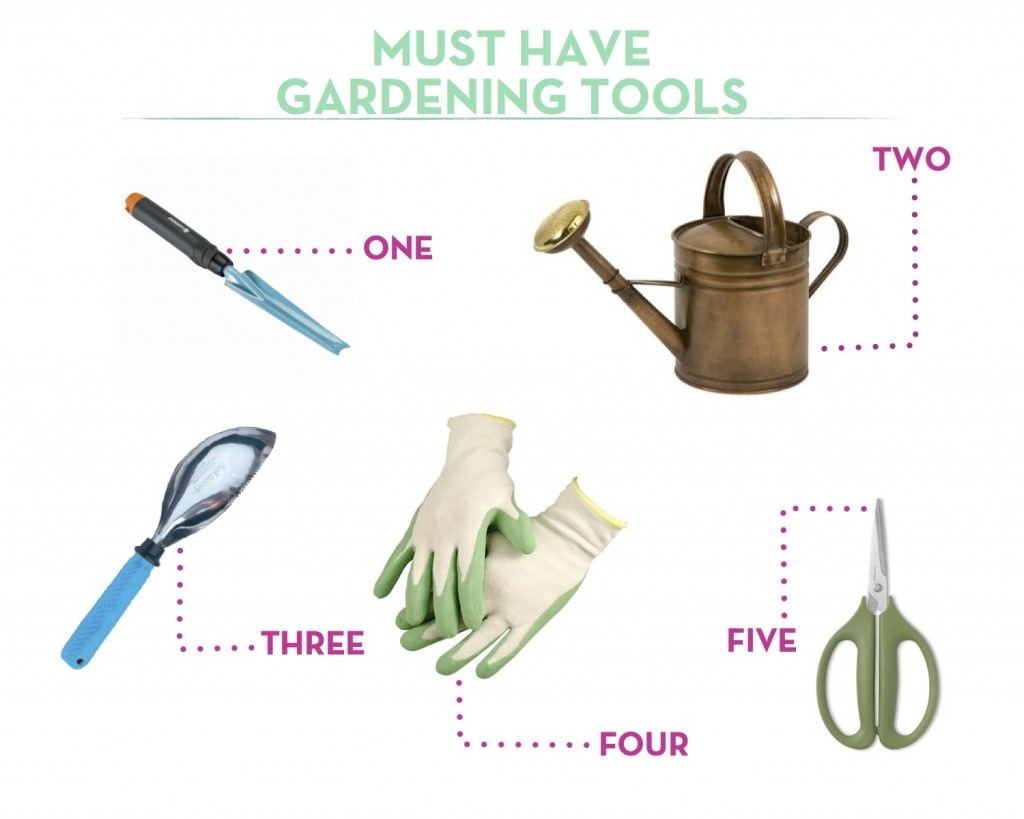 Garden tools 38 renovation ideas for Horticulture tools list