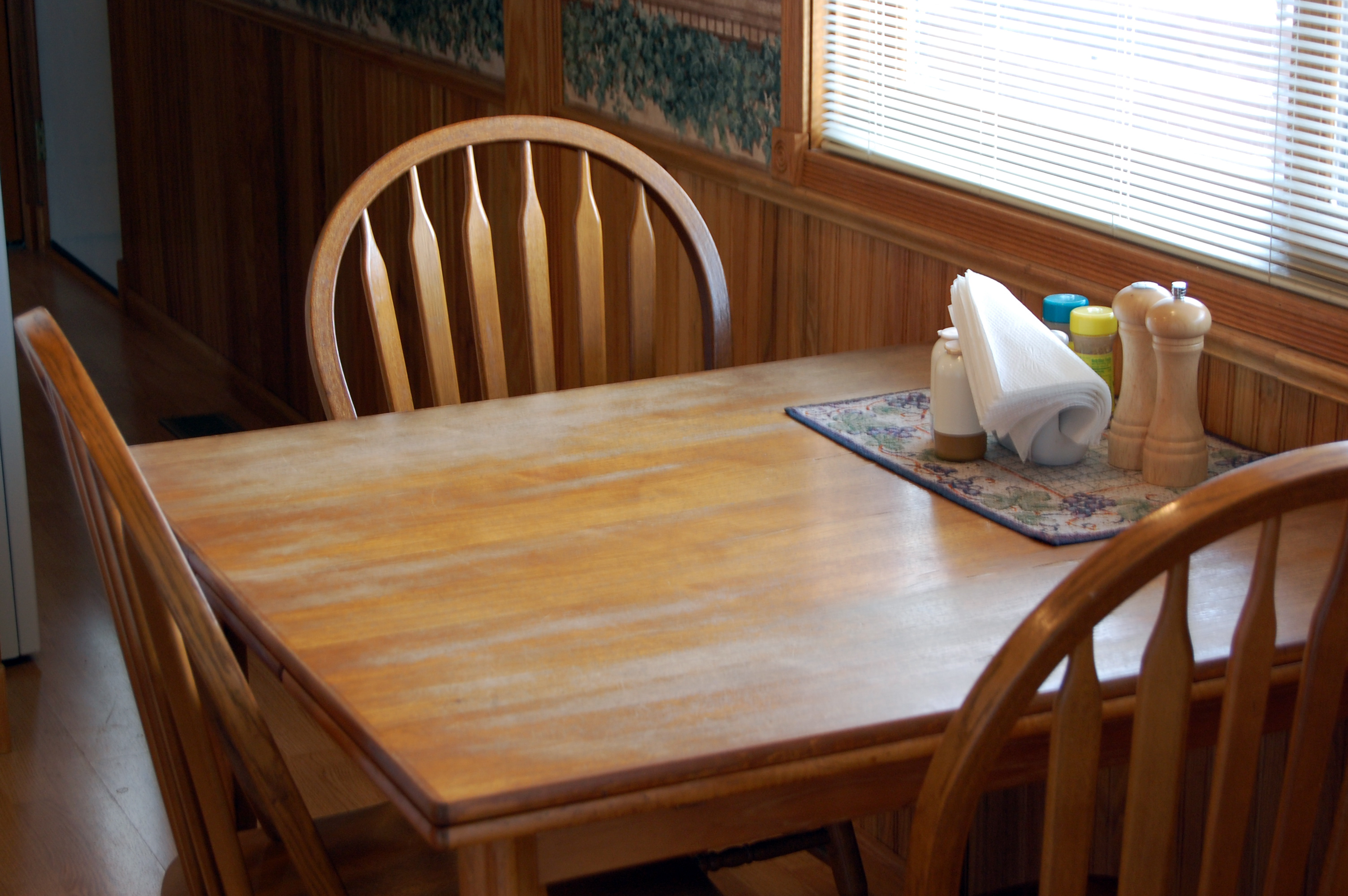 Kitchen Table Re Decorating Ideas