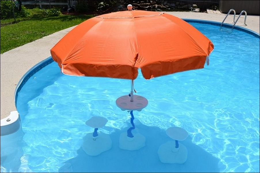 Swimming pool accessories 12 decor ideas for Swimming pool accessories