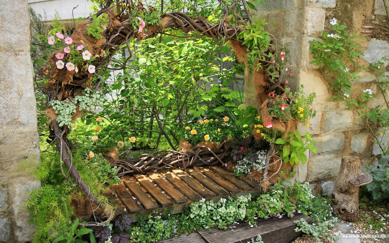 Free Garden Wallpaper For Computer 33 Renovation Ideas ...