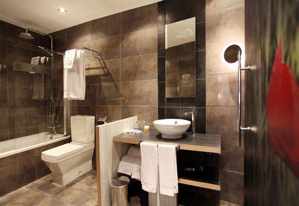 hotel bathroom design stylish bathroom designs 22 inspiration enhancedhomes org 12411