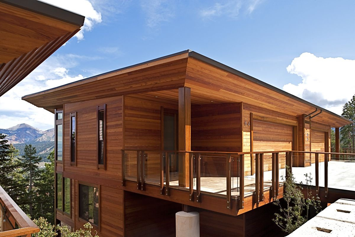 19 Modern House Siding Ideas To Complete Your Ideas ... on Contemporary Siding Ideas  id=25638